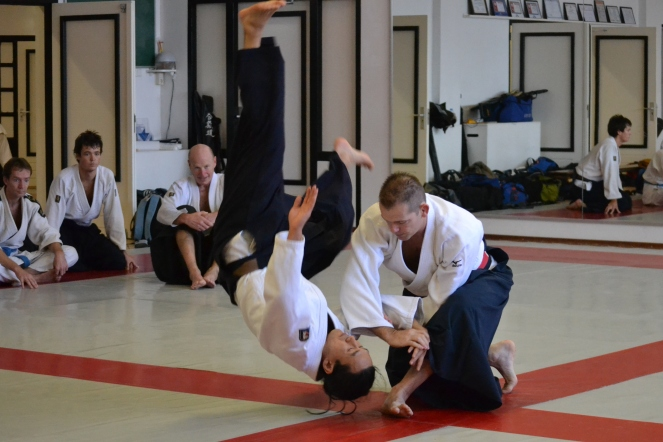 edgar_kruyning_in_action_during_an_aikido_seminar_ude_garami